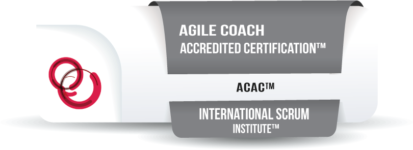 Agile Coach Accredited Certification™