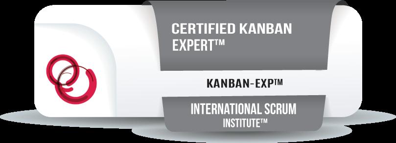 Certified Kanban Expert (Kanban-EXP™) Certification™
