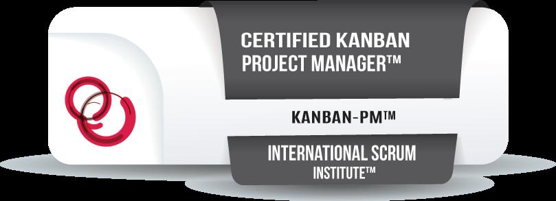 Certified Kanban Project Manager (Kanban-PM™) Certification™