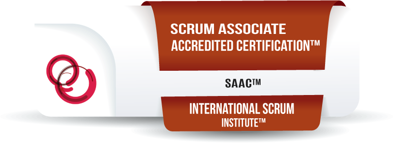Scrum Associate Accredited Certification™