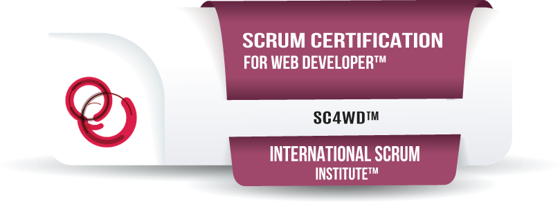 Scrum Certification for Web Developer™