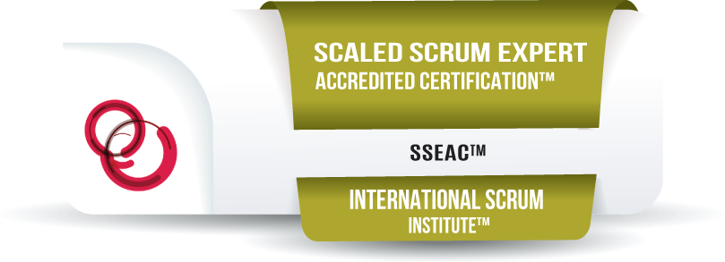 Scaled Scrum Expert Accredited Certification™