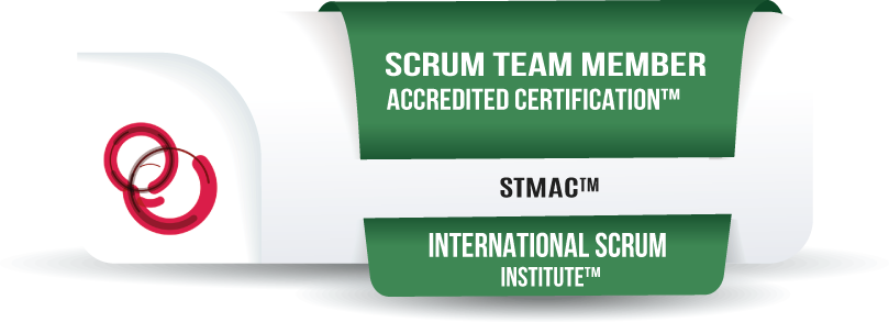 Scrum Team Member Accredited Certification™