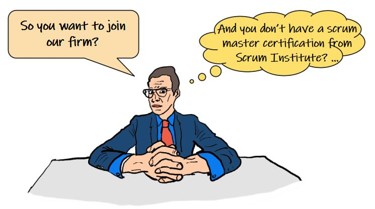 Scrum Master Interview