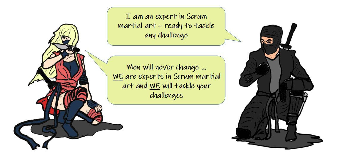 Scrum Masters from International Scrum Institute